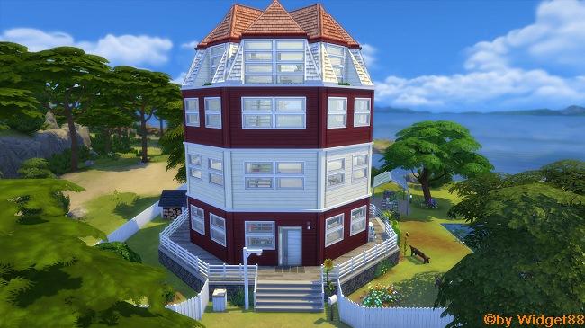 Rockcliff-Lighthouse