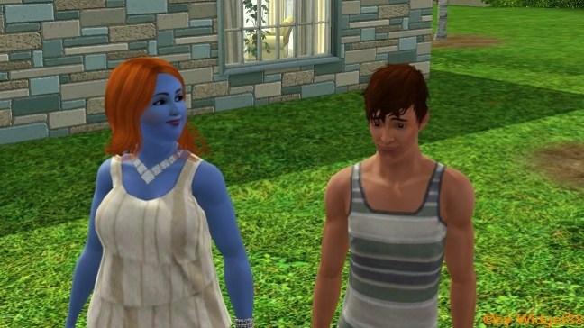 Zick und Zack – Sims 3