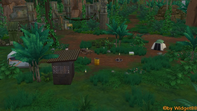 Last Camp before Jungle