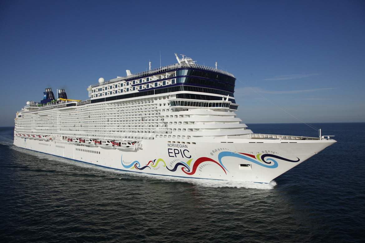 hight resolution of norwegian epic