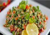 Resep Tabouleh Salad Khas Lebanon yang Bergizi