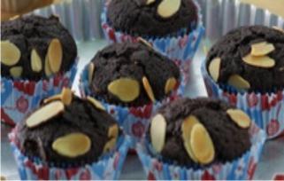 Resep Brownies Almond Cup Asli Enak dan Empuk
