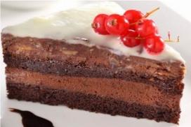 Resep Double Chocolate Layer Cake yang Empuk