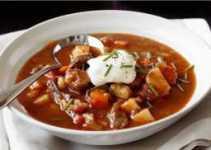 Resep Hungarian Goulash Soup Nikmat Sekali