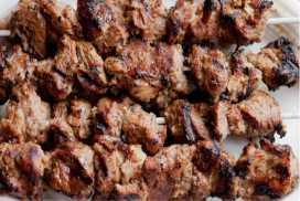 Resep Kebab Shashlik Nikmat Banget