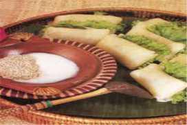 Resep Kue Amplop Singkong yang Enak