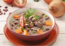 Resep Sup Daging Sapi Kacang Merah Asli Mantap