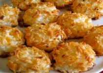 Resep Viennese Coconut Macaroons yang Renyah