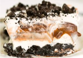 Resep Chocolate Cake Oreo Puding Spesial Nikmat