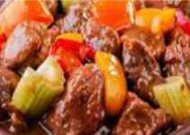 Resep Daging Kuah Petis yang Sedap