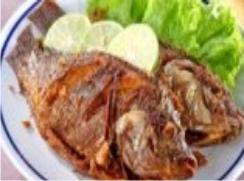 Resep Ikan Mujair Goreng Bumbu Lengkuas yang Lezat