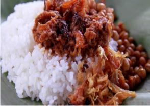 Resep Nasi Balap Puyung Asli Lezat