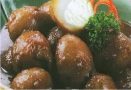 Resep Rawon Telur Lezat dan Nikmat