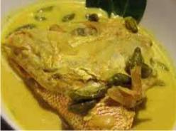 Resep kare Ikan Kakap yang Lezat