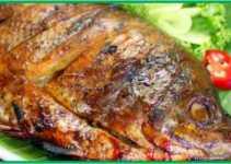 Resep Ikan Mas Bakar Sambal Jahe Enak