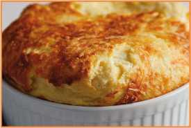 Resep Cheese Souffle yang Istimewa