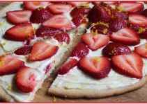 Resep Pizza Strawberry yang Istimewa