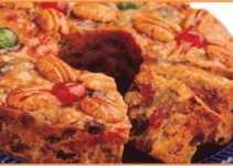 Resep Fruit Cake Ring Empuk Banget
