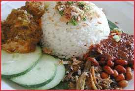 Resep Nasi Gemuk Khas Jambi yang Nikmat
