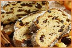Resep Stollen Cake yang Empuk Sekali