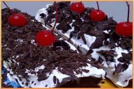 Resep Blackforest Roll Empuk Dan Manis