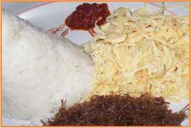 Resep Nasi Romi Khas Sumenep yang Gurih