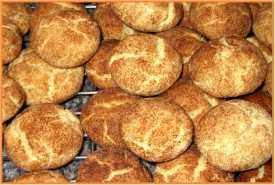 Resep Snickerdoodles Cookies yang Renyah