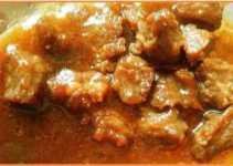 Resep Krecek Daging Asli Spesial Lezat