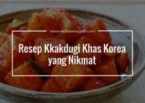 Resep Kkakdugi Khas Korea yang Nikmat