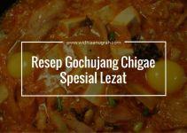 Resep Gochujang Chigae Spesial Lezat