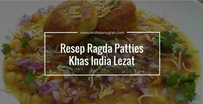 Resep Ragda Patties Khas India Lezat