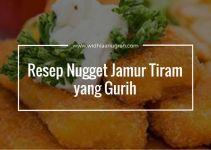 Resep Nugget Jamur Tiram yang Gurih
