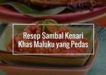 Resep Sambal Kenari Khas Maluku yang Pedas