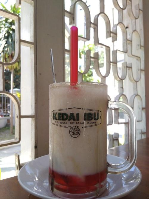 Resep Minuman Segar, Es Tape Singkong