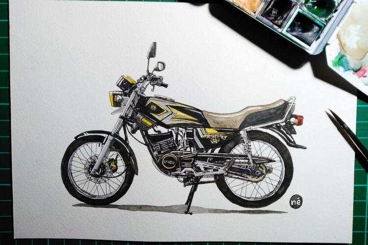 64 Tahun Yamaha Indonesia