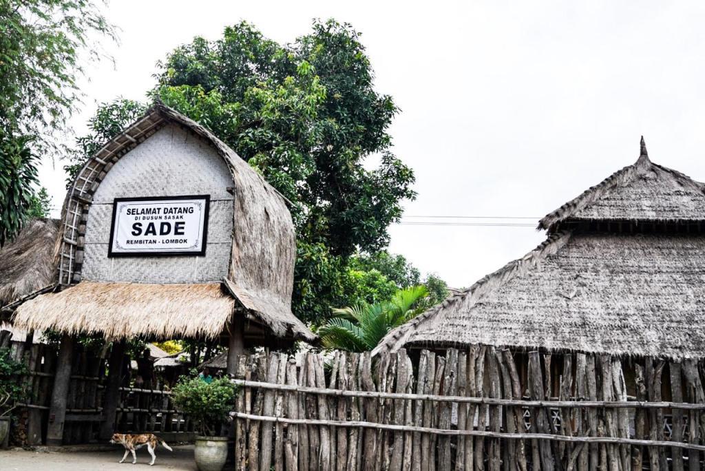 Sade, Desa Wisata Lombok