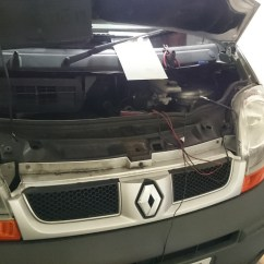 Renault Master Ecu Wiring Diagram Overhead Of Car Trafic Loom Problems Great Installation