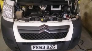 Wiring Diagram Citroen Relay Van  Auto Electrical Wiring Diagram