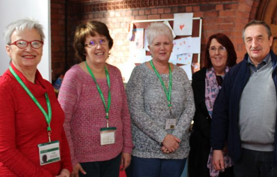 Foodbank thankful for volunteer support