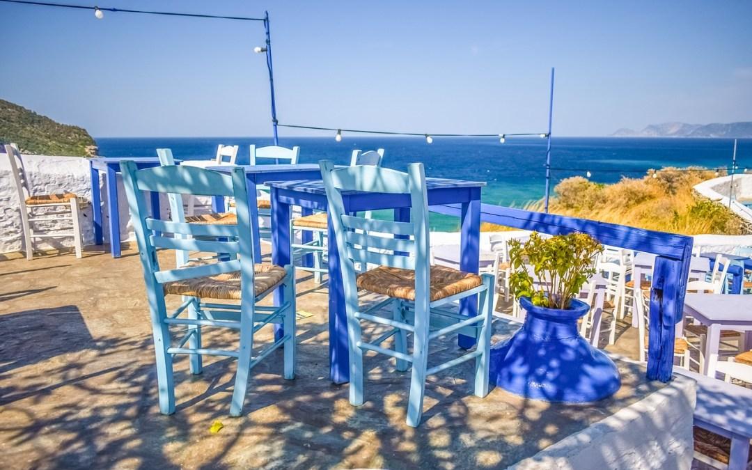 OPA! Greek Night for Widowed Friends!