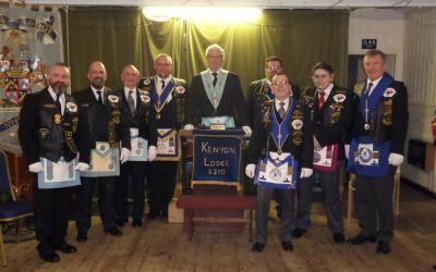 Talk at Kenyon Lodge