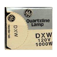 GE General Electric DXW Quartzlampe 120V 1000W Quartzline ...