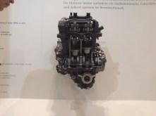 Zweizylinder der MT-07