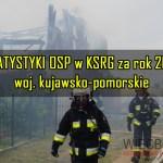 Statystyki wyjazdów jednostek OSP w KSRG za 2018 rok