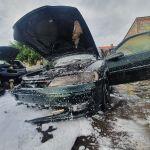 Sypniewo: Pożar samochodu osobowego