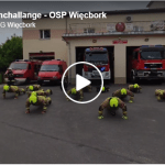 Strażacy z powiatu sępoleńskiego pompowali dla Wojtusia #GaszynChallange [Wideo]