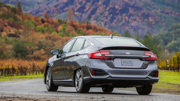 Image result for honda clarity press kit