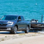 2020 Honda Ridgeline Arrives At Dealerships With New 9 Speed Transmission Standard Honda Sensing
