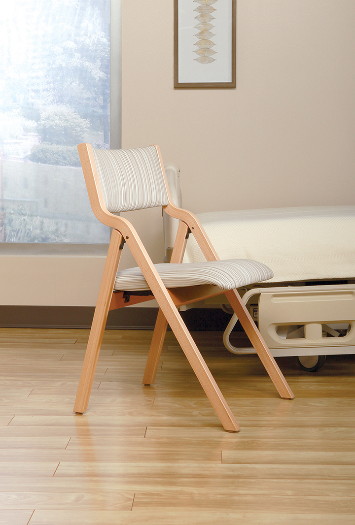 plyfold  smartrail  Wieland Healthcare Furniture