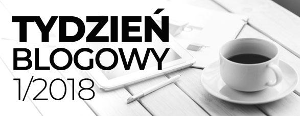 Polskie blogi o książkach (TYDZIEŃ BLOGOWY)